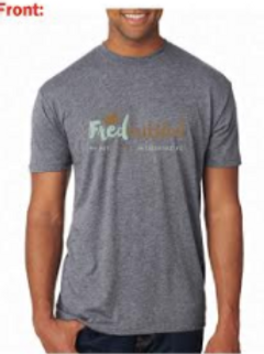 We put The Fred in Frederiksted T-shirts