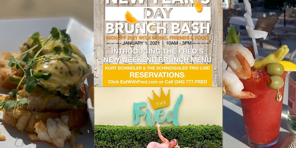 New Year's Day Brunch Bash