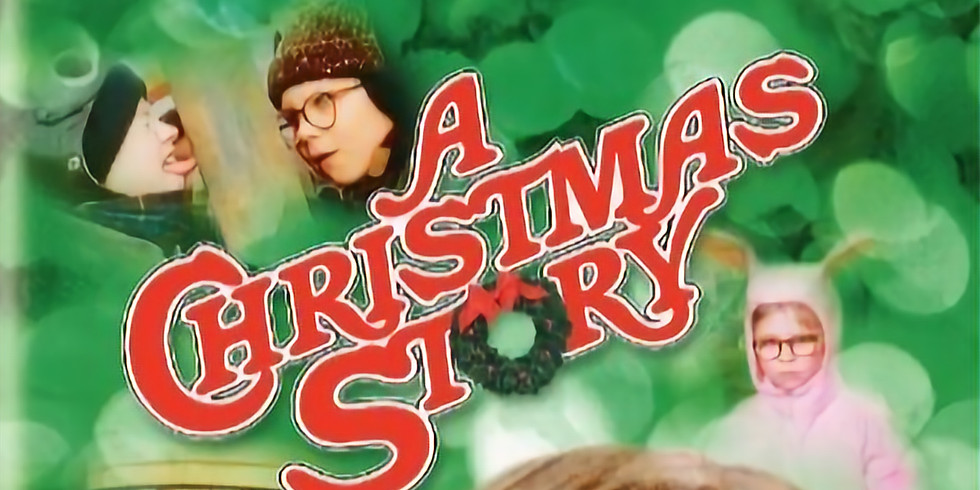 DIVE-In Movie & Dinner Combo feat. Christmas Story