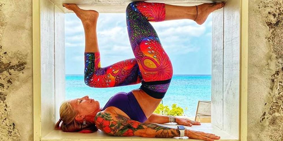 Vinyasa Yoga @ The Fred