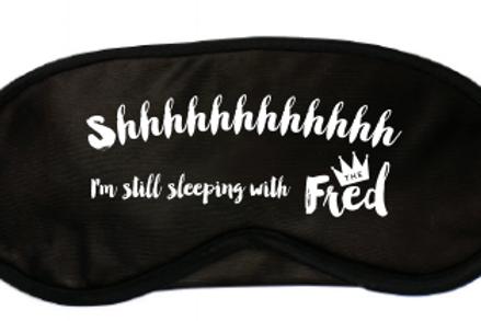 Sleep With Fred Eye Mask