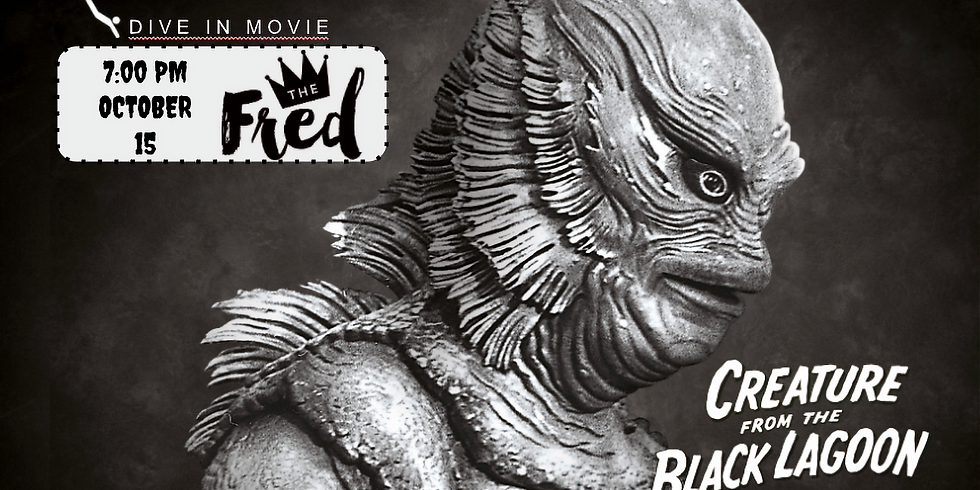 DIVE-In Dinner & Movie Combo: feat. Creature From The Black Lagoon (1954)