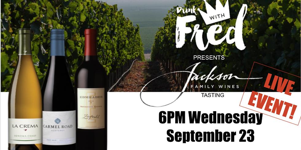 LIVE Wine Club Event