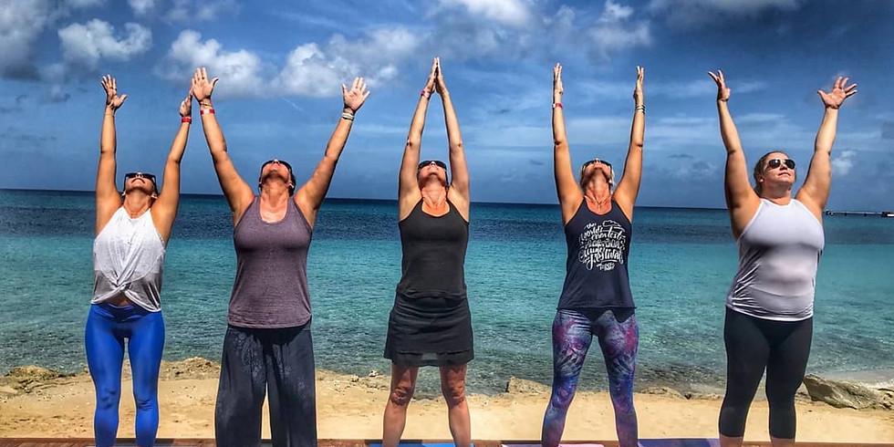 Vinyassa Yoga on the Sky Deck