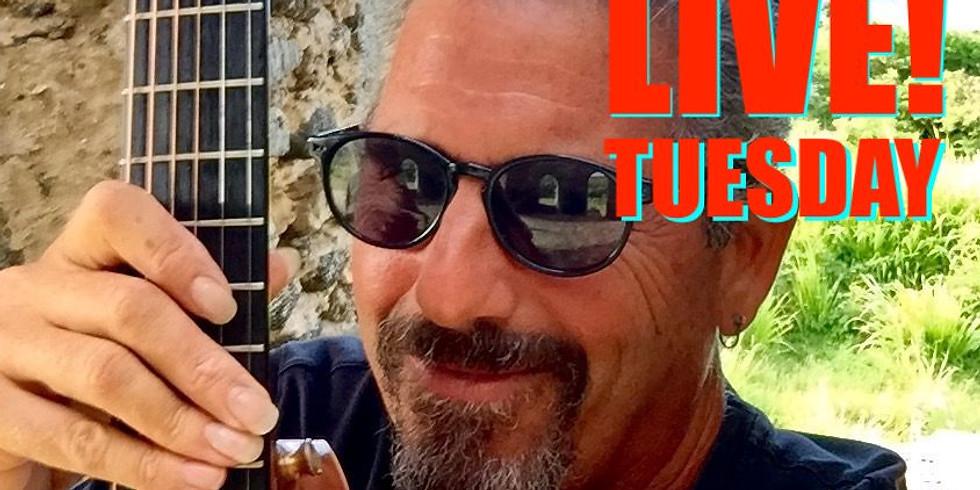 Steve Katz LIVE
