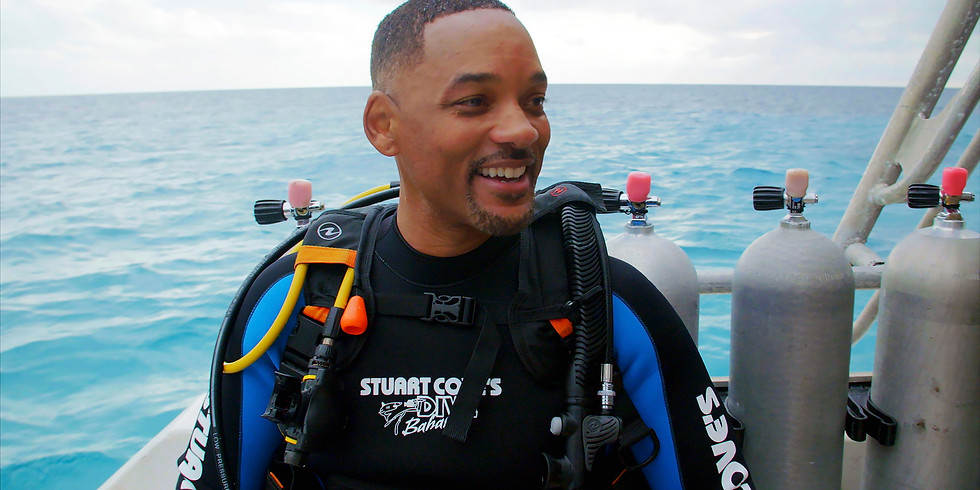 WILL SMITH: OFF THE DEEP END