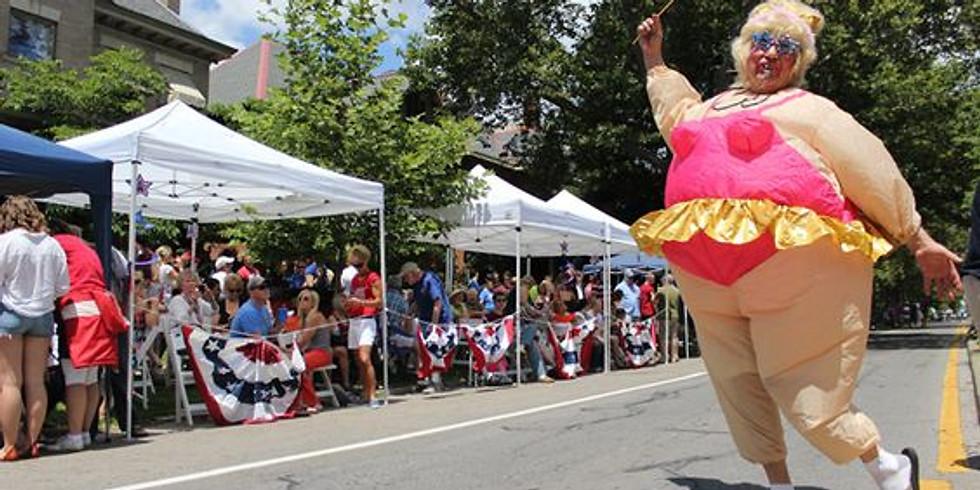 Pride Parade (Doo dah, style)