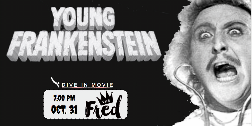 DIVE-In 4 Course Prix Fixe Dinner & Movie Combo: feat. Young Frankenstein (1974)
