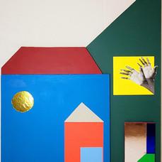 Untitled-Hallways and Limbs, 2020
