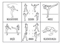 Capoeira Brettspiel