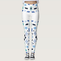 "Leggins ""Diamonds in the sky"""