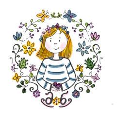 """Logo für """"Schmetterlingstal"""""""