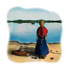 Kukkuu. Traditionelles finnisches Lied.
