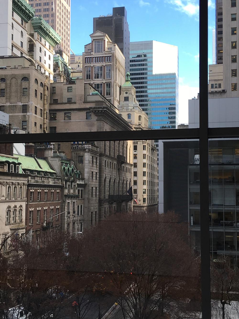 MoMAの窓から