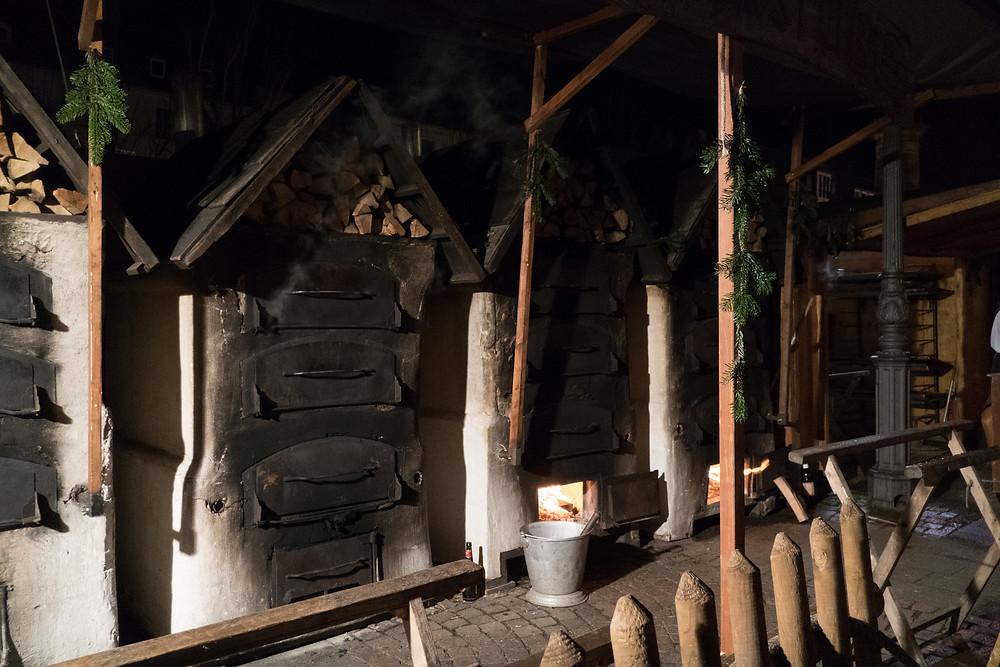 パン屋の窯 Siegburg