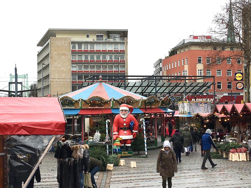 Wienerplatz Weihnachtsmarkt 2017