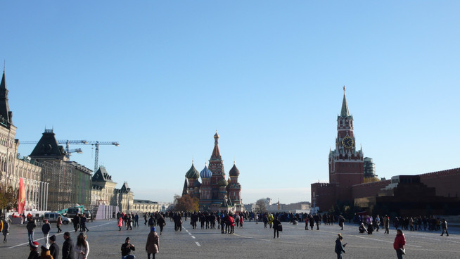 ロシアから その1