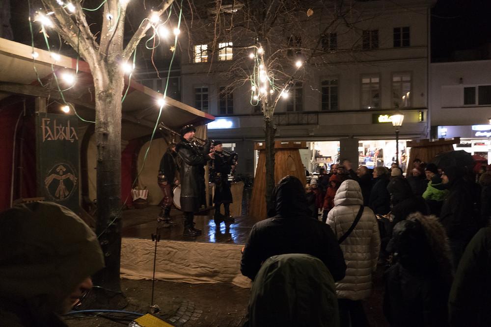 Siegburg 11.2017 Weihnachtsmarkt
