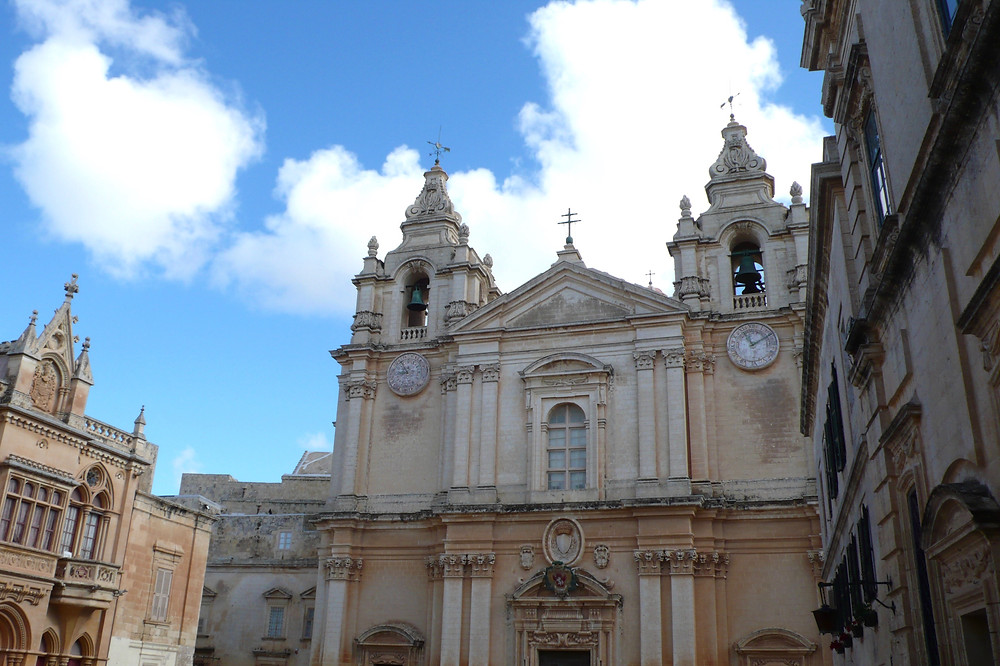 イムディーナ・聖パウロ大聖堂
