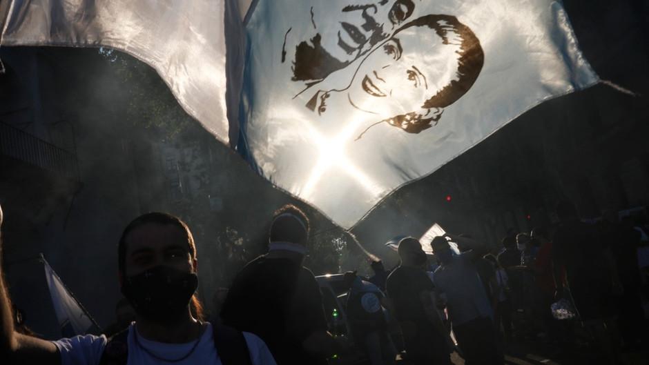 Argentina, in piazza la festa della 'lealtad' peronista