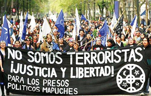 Mapuche, il popolo prigioniero nella propria terra