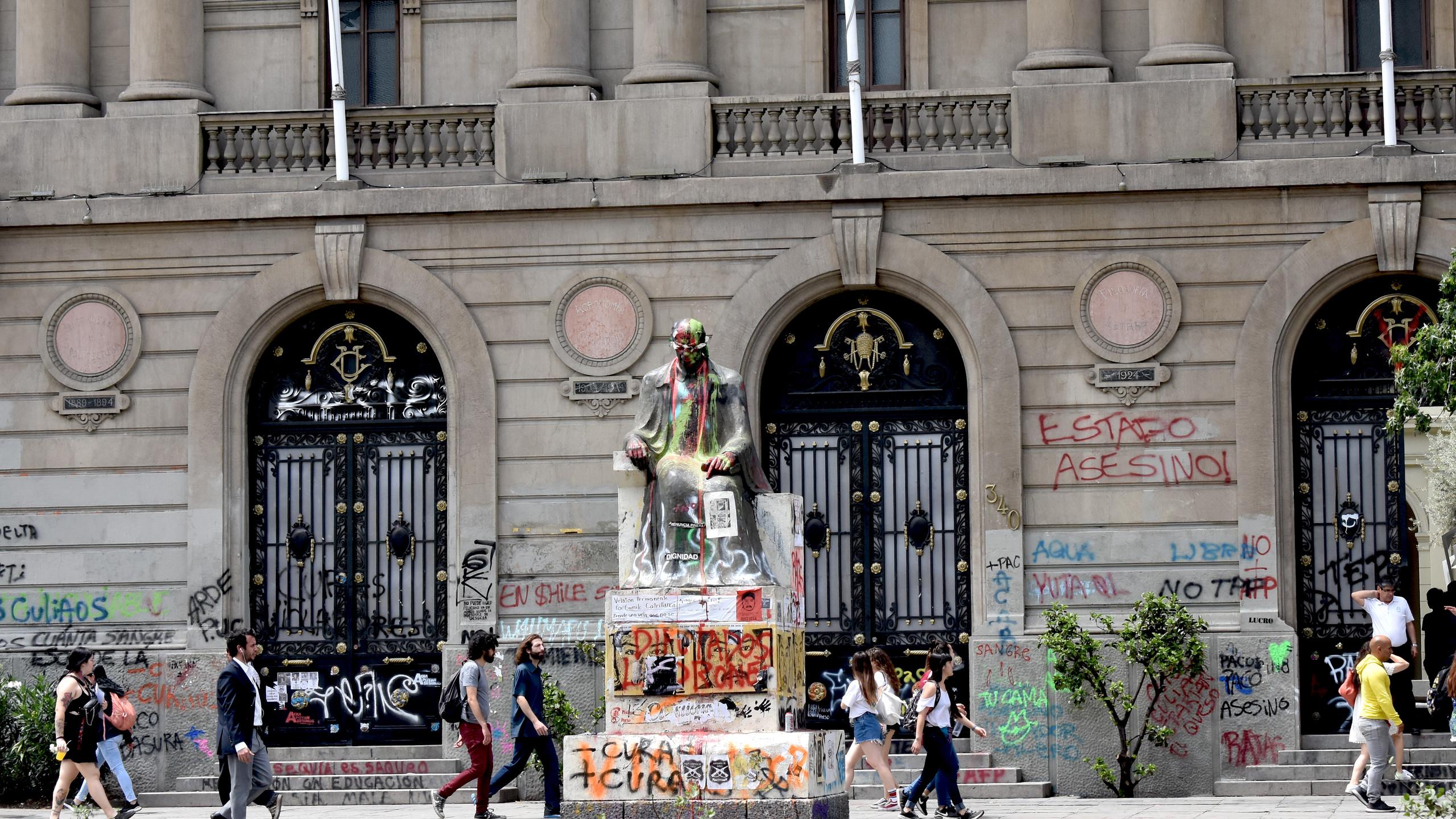 Università cattolica del Cile