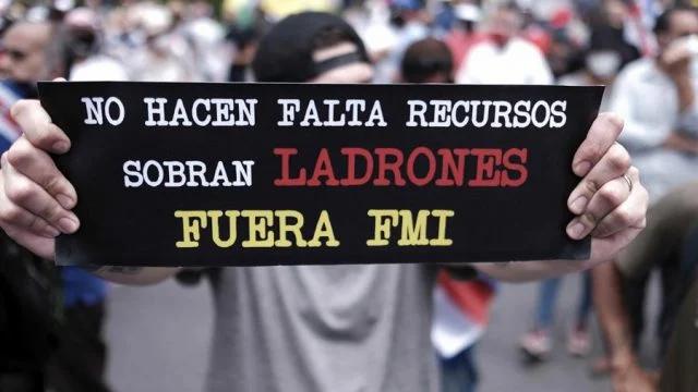 Costa Rica, niente accordo con il Fmi dopo le proteste