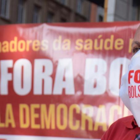 Brasile, cresce il movimento «Fora Bolsonaro»