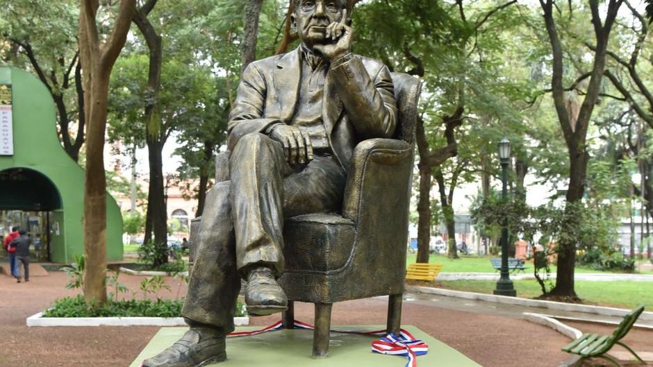 Roa Bastos e il Paraguay, l'«isola circondata da terra»