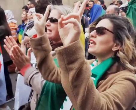 Algeria amore mio. Un docufilm sul movimento Hirak