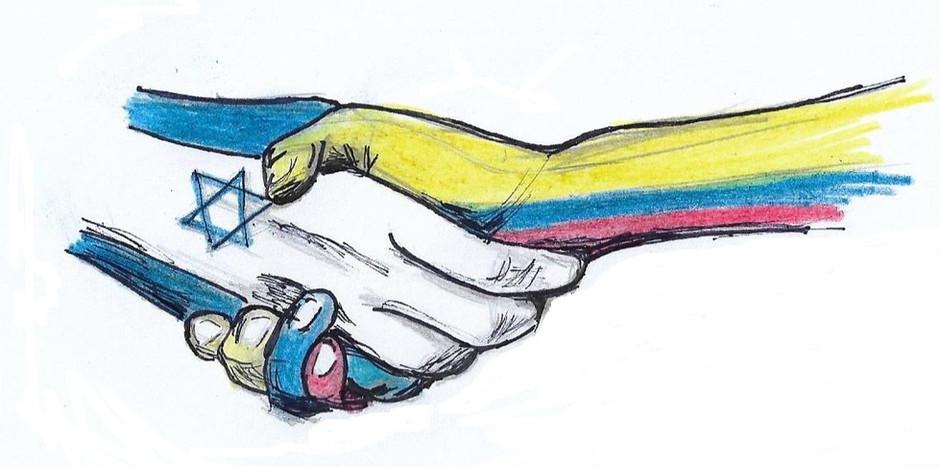 Colombia,  l'«Israele dell'America Latina»