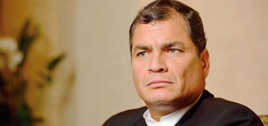 Ecuador, condannato Correa. «Vogliono escludermi dalle presidenziali»