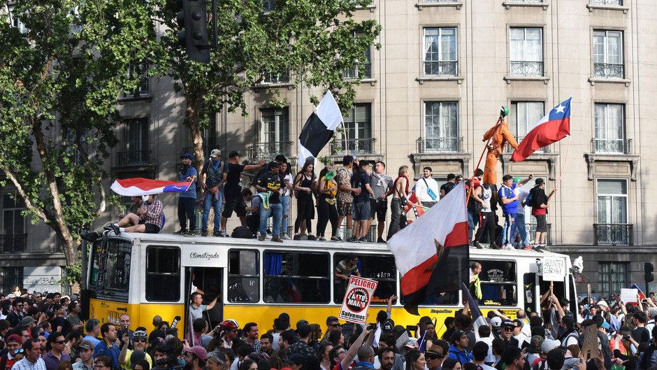 Referendum in Cile: «Se vince l'Apruebo inizia una nuova partita»