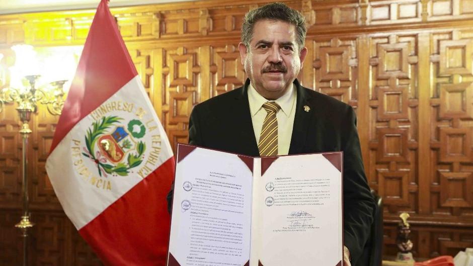 Il Perù ha un nuovo presidente