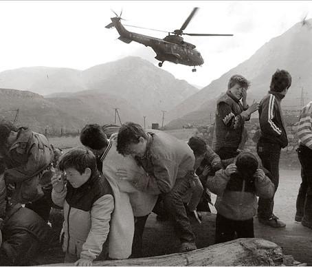 Tracce incancellabili: il primo intervento umanitario della modernità