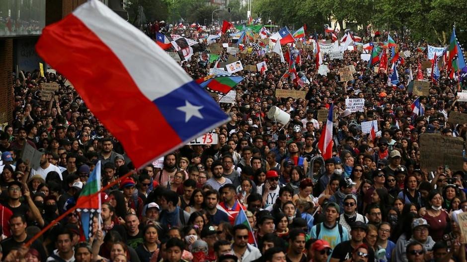 Referendum in Cile, l'appello di reti e associazioni