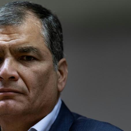 Ecuador, il ritorno di Correa e le ferite di una rivoluzione tradita (da Moreno)