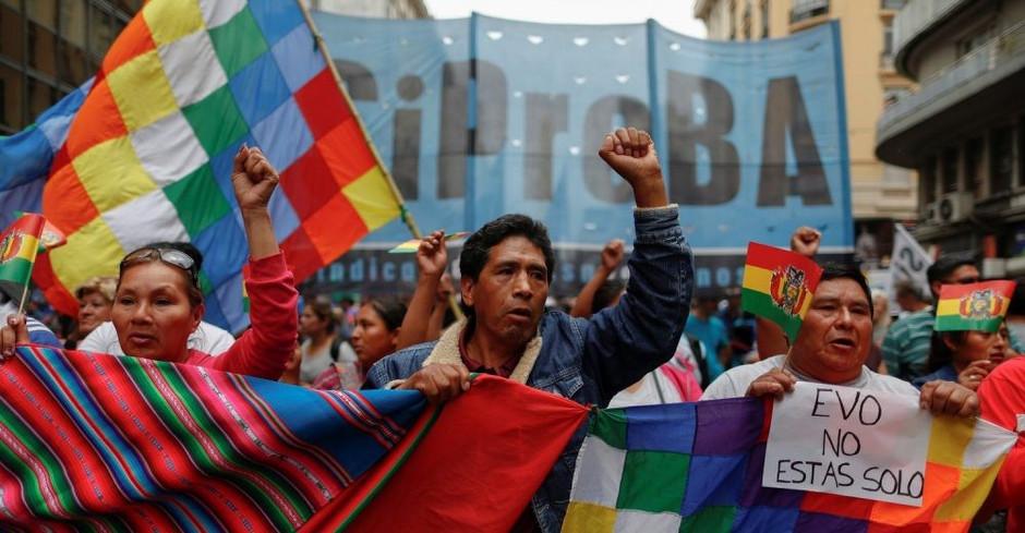 Elezioni in Bolivia: i sondaggi e la resistenza del Mas
