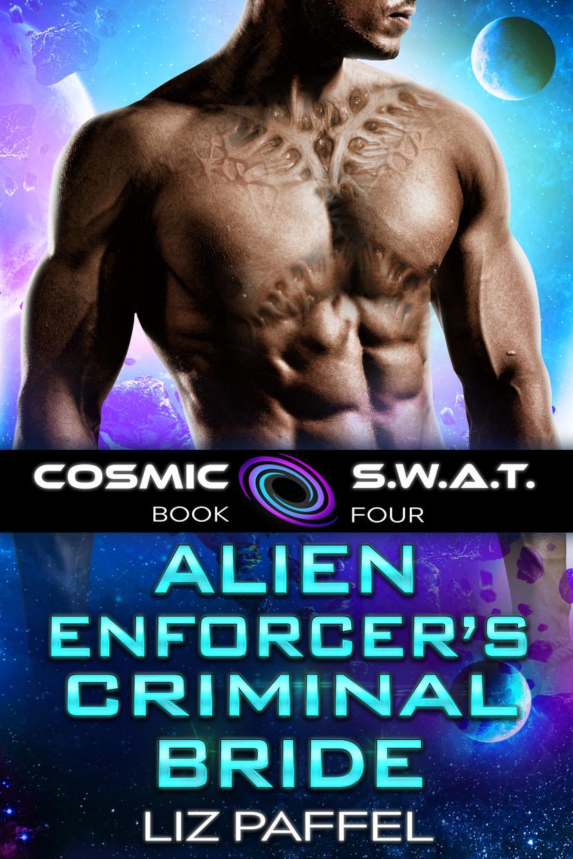 Alien Enforcer's Criminal Bride