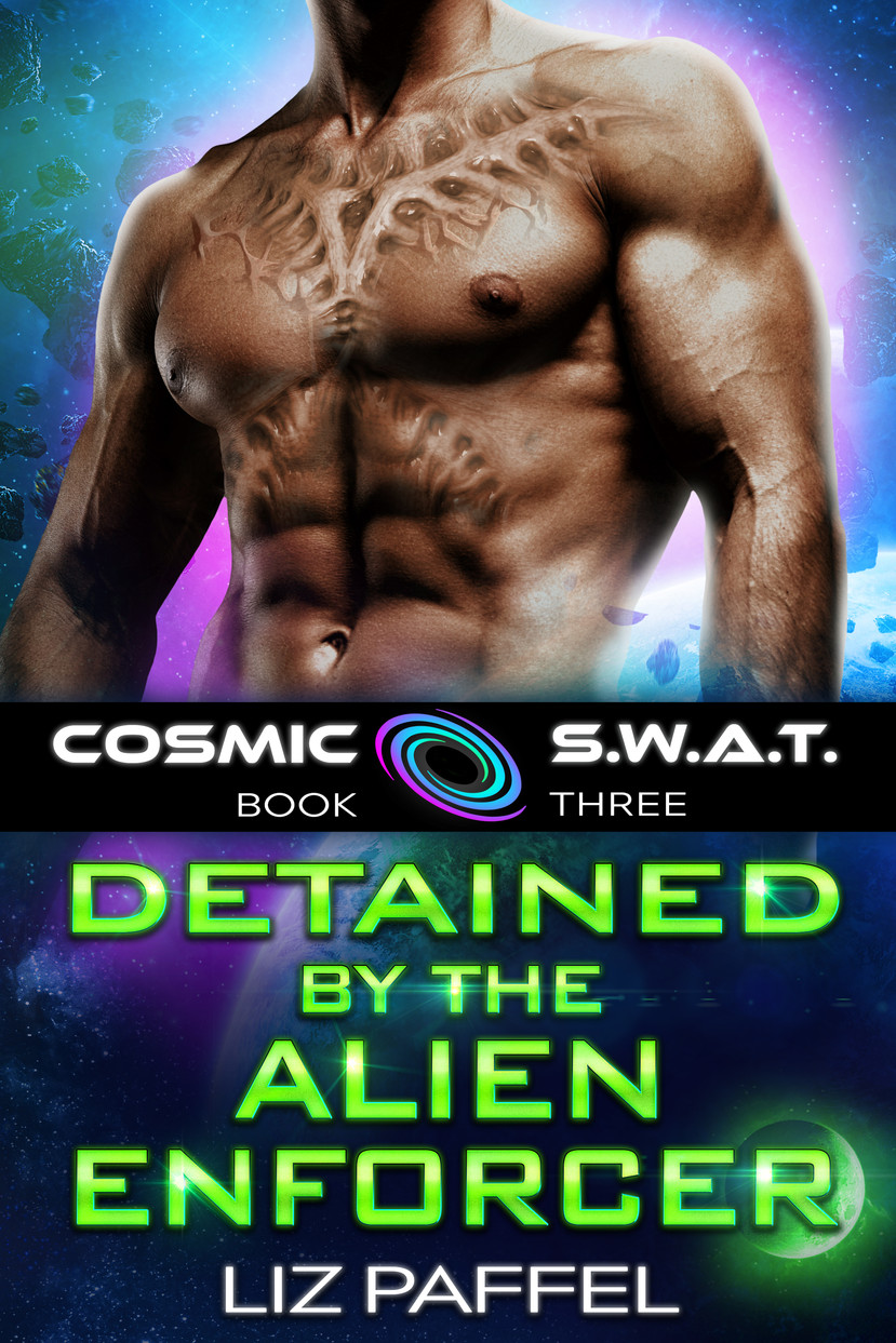 Detained by the Alien Enforcer