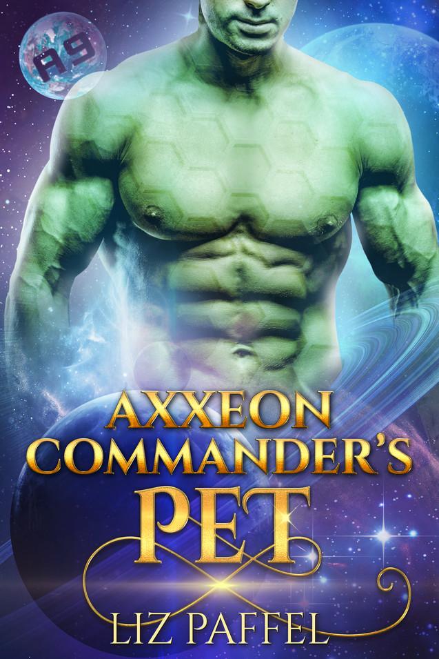 Axxeon Commander's Pet