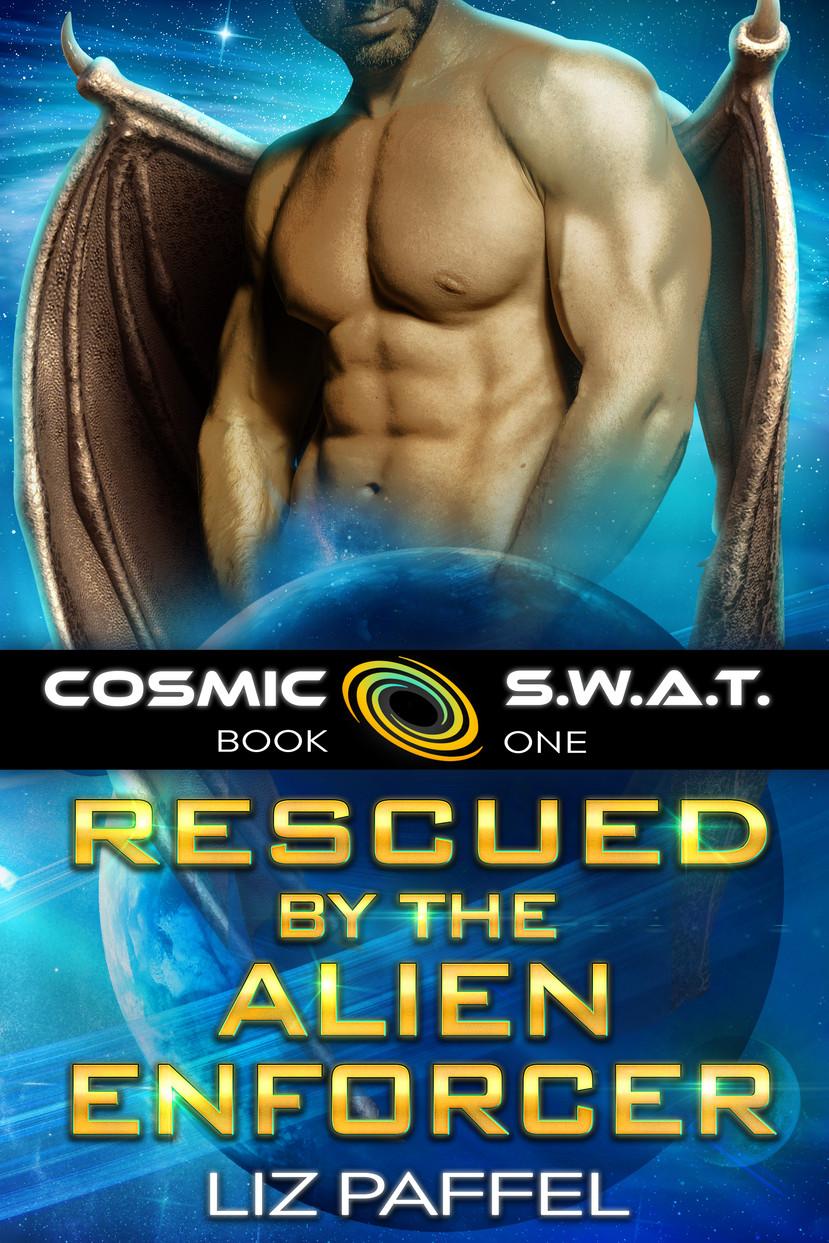 Rescued By the Alien Enforcer