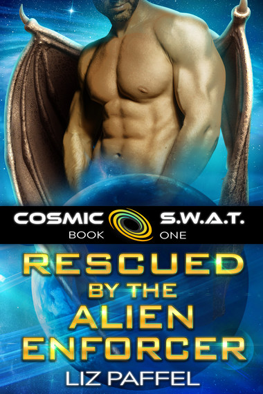 Rescued By the Alien Enforcer