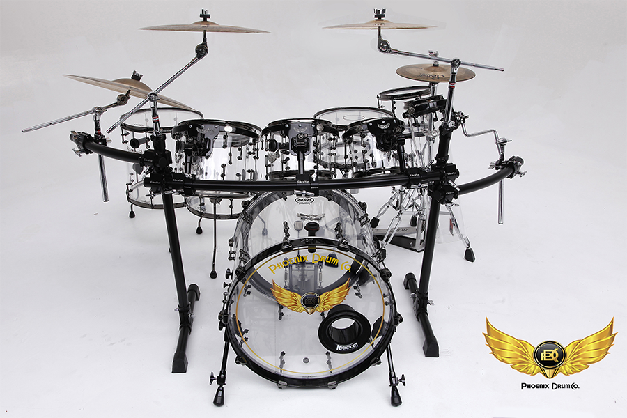 PDC Jazz Rock Fusion Kit