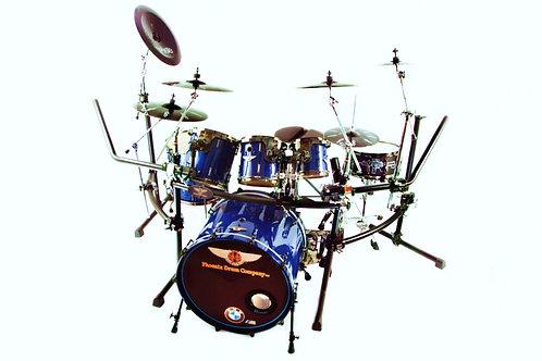 PDC Drum Kit BMW Interlagos Blue