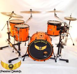 PDC Orange Zep Kit