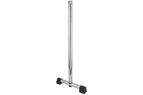 "Gibraltar 12"" fixed T-Leg with 30""vertical tube"