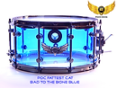 Acrylic Snare Drum