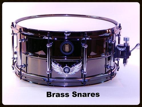 Brass Shell Phantom Fat Cat Snare Option 1