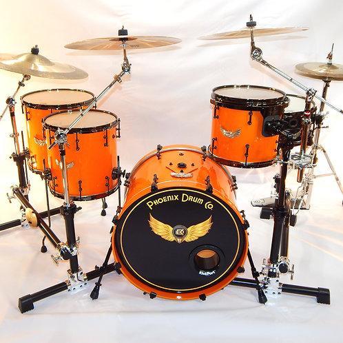 PDC Lamborghini Orange pearl Bonzo Kit